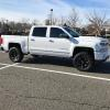 "'18 Chevy Silverado 1500 Leveled w/ 2.5 King Coilovers w/ Remote Reservoirs, 2.5 King Rear Piggyback shocks, 33"" BF Goodrich AT KO2s on 20"" Fuel Assault Wheels"