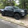 Chevy Colorado w/ Fox 2.0 Leveling System