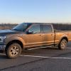 Fox Leveling System Equipped F150